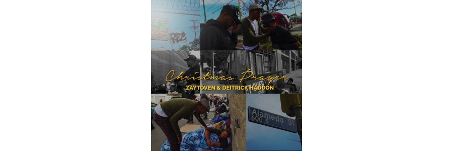 Deitrick Haddon - Christmas Prayer [Prod By Zaytoven]